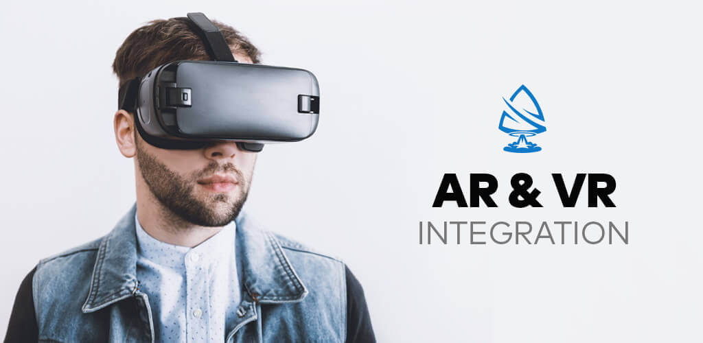AR and VR integration