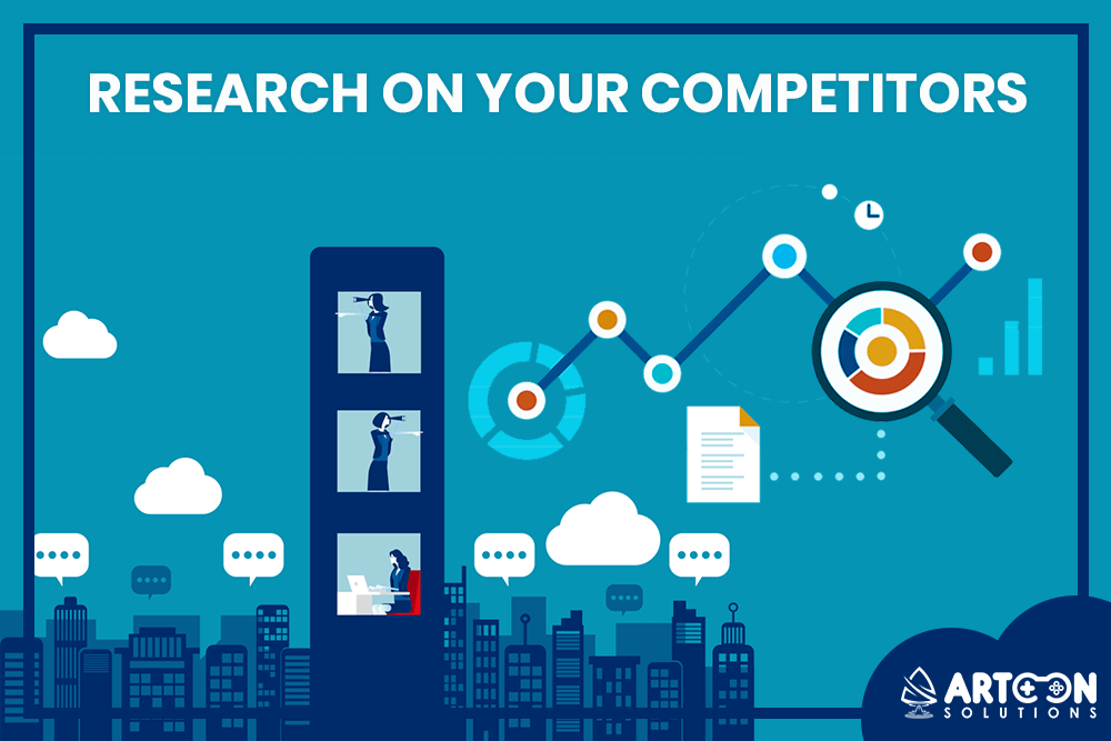 Research at your competitors