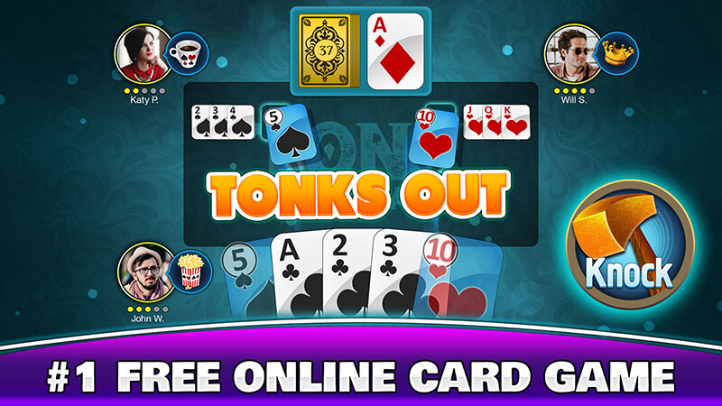 TONK ONLINE CARD GAME