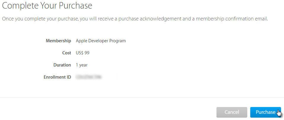 ios app store create