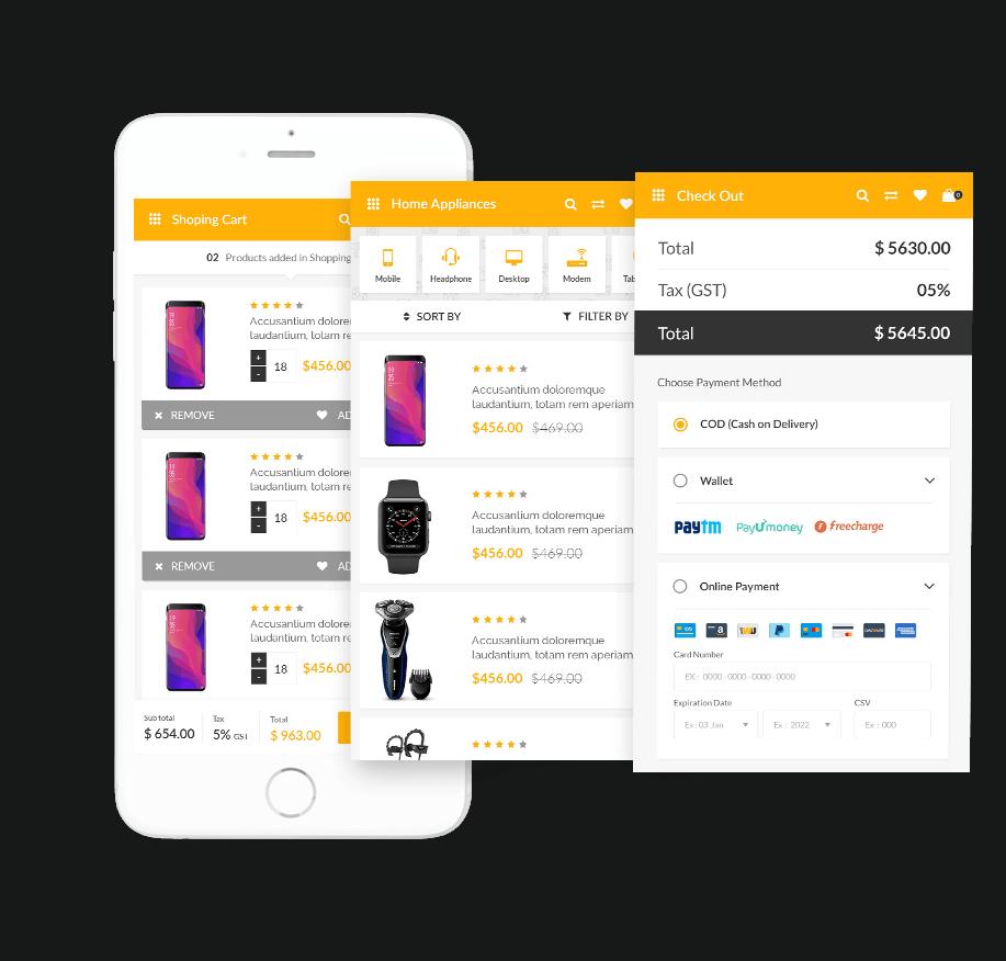 Popular app image