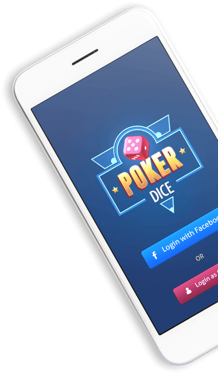 poker dice game app development services
