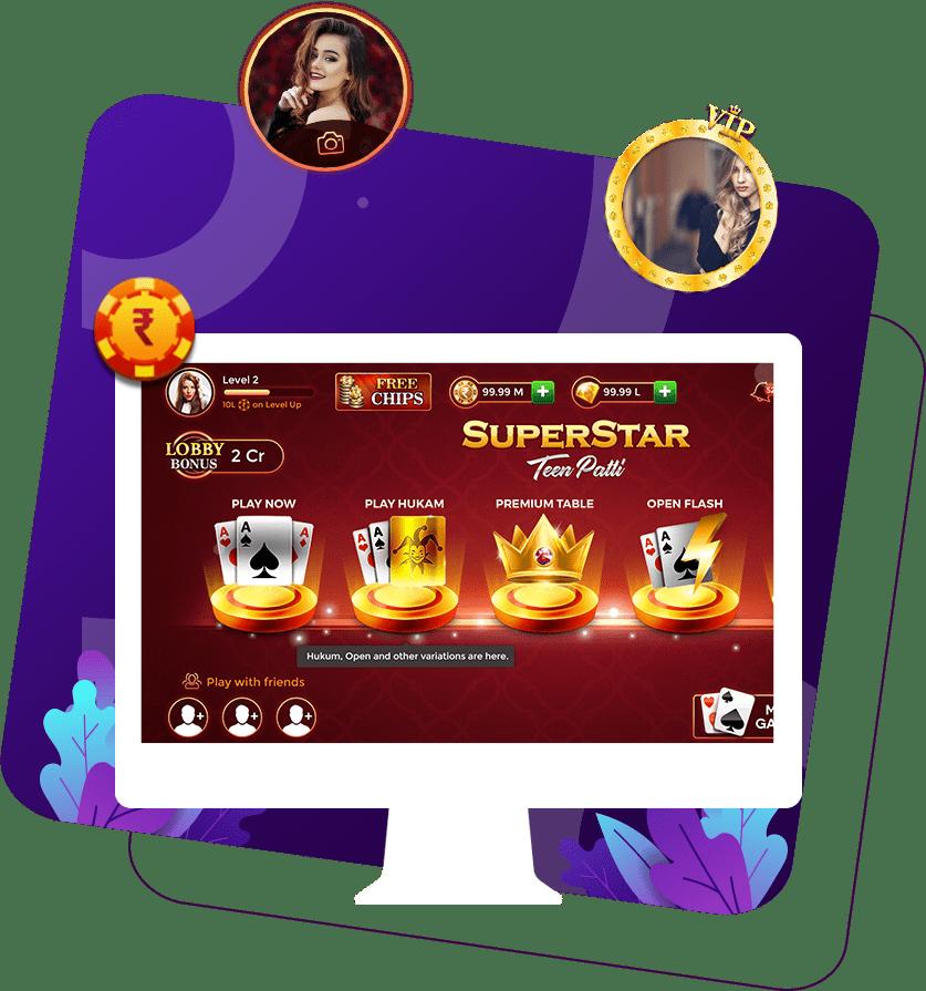 teen patti game development company