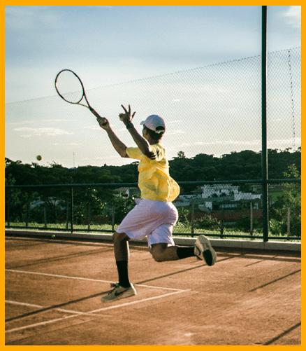 Fantasy Tennis league App