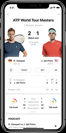 fantasy tennis software development