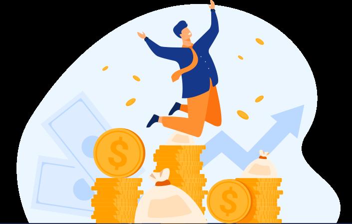 develop virtual money game